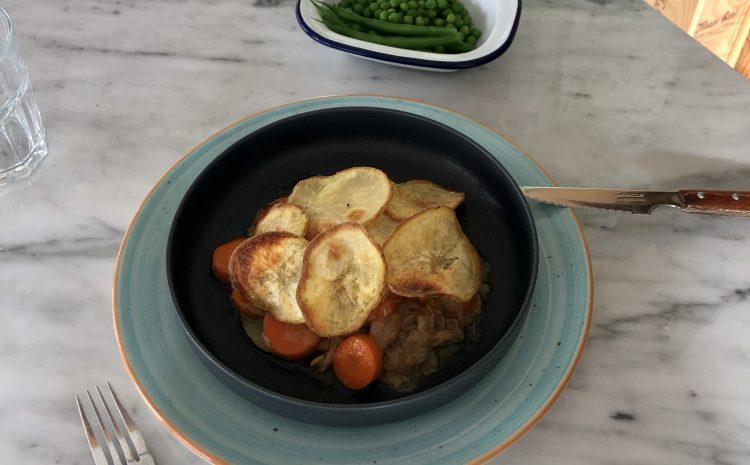 Traditional Lancashire Hot Pot