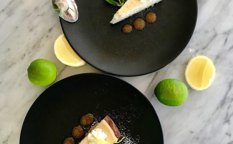 Lemon New York Cheesecake